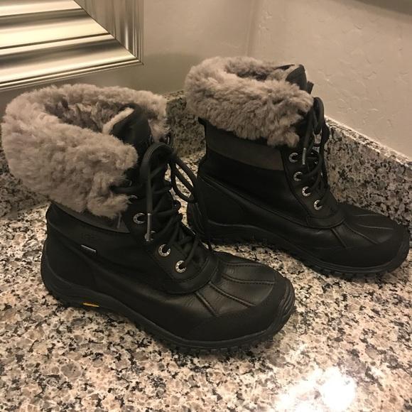 cbca77bdb06 Ugg Adirondack II Waterproof Womens Boots 6.5